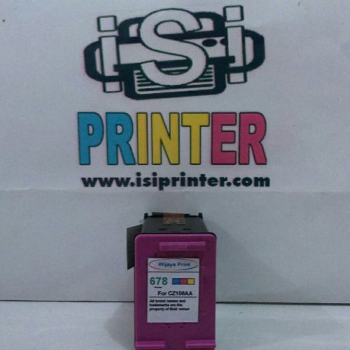 HP 678 Color
